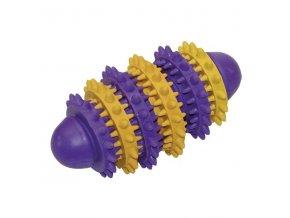 Hračka pro psy gumová - ragby míč 15 cm