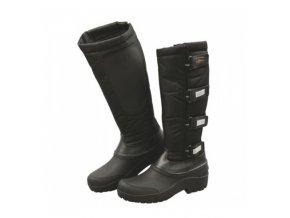Jezdecké boty zimní CLASSIC, vel. 28
