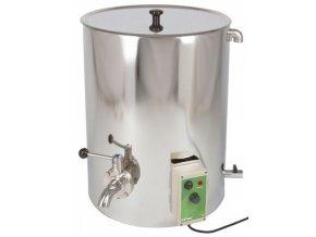 KERBL nádoba na ohřev mleziva, 50 L