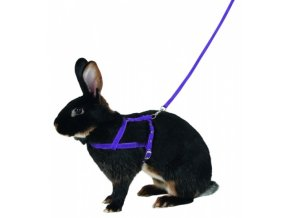KERBL Postroj a vodítko pro králíka pro agility, L, 200 cm