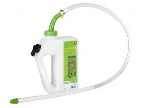 Drencher plastový  Premium s pružnou sondou, 105 cm, 2 l