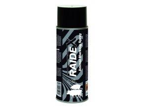 Sprej značkovací Raidex, 400 ml, černý na zvířata