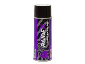 Sprej značkovací Raidex, 400 ml, fialový na zvířata