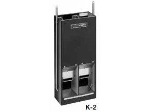 Automatické krmítko, samokrmítko pro prasata se zvlhčováním SLOP FEEDER K-2, 46 l / 30 kg pro 30 prasat