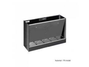 Automatické krmítko, samokrmítko pro prasata Domino FR 1000/5, 95 l / 67 kg pro 25 prasat