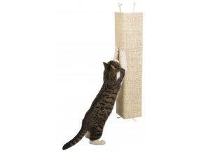 Škrabadlo pro kočky KEVIN, rohové, 80 x 28 cm
