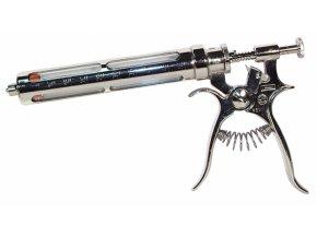 SAS HENKE Poloautomat injekční Roux-Revolver, Luer-Lock, 50 ml