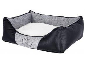 Pelíšek pro psy a kočky Chiara, 55 x 45 x 18 cm