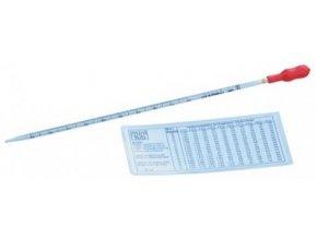 Pipety náhradní, 1 ml, k spermiodensimetru 0529