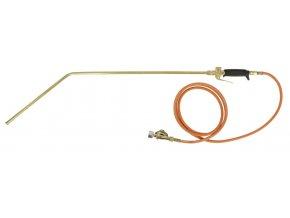 Depilátor chlupů, plynový s hadicí 3 m, Preventa, připojení na PB lahev