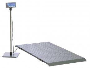 Váha plošinová na zvířata PS2000, do 1000kg