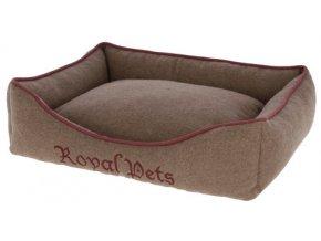 Pelíšek ROYAL PETS pro psy a kočky, 50 x 40 x 15 cm