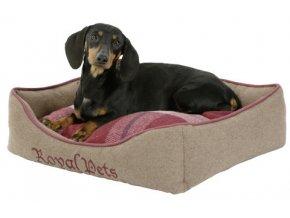 Pelíšek ROYAL PETS pro psy a kočky,  60 x 50 x 17 cm