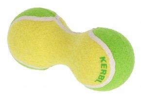 KERBL Hračka pro psy gumová – tenisová činka