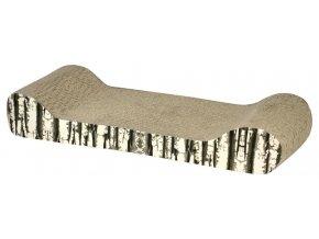 KERBL Lehátko škrabací pro kočky, 48,5x18,5x7,5cm