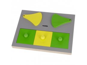 hracka pro psy interaktivni cake 30 x 23 cm