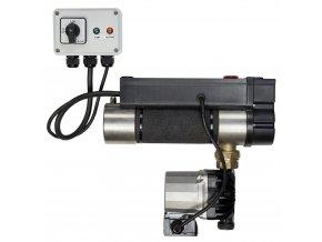 Čerpadlo Aqualine Classic, automatický regulátor cirkulace a ohřevu vody