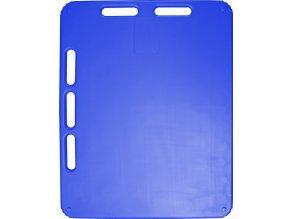 Zábrana dělící a naháněcí STRONG 93 x 74 cm, modrá