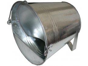 Kbelík napájecí, kbelíková napáječka, pozink, 12 l