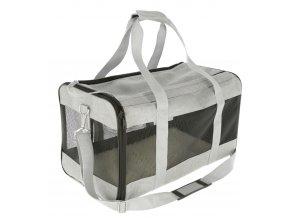 Taška transportní pro psy a kočky Casual 52x31x33 cm