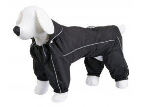 Kerbl pláštěnka pro psy Manchester, černá, XS