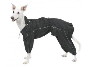 Kerbl pláštěnka pro psy Manchester, černá, L