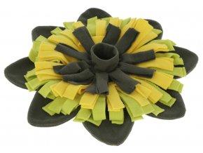 Kerbl hračka pro psy - čmuchací kobereček Sunflower, 40 cm