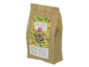 Pamlsek pro koně DELIZIA grain free, jablko, 1 kg