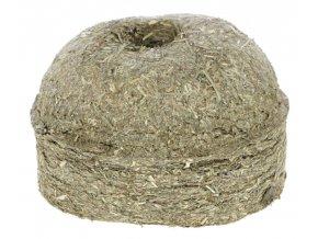 Pamlsek závěsný pro koně DELIZIA HaySwing Natural, 1 kg