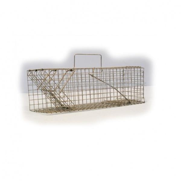 Sklopec - odchytová past na krysy, potkany, 40 cm