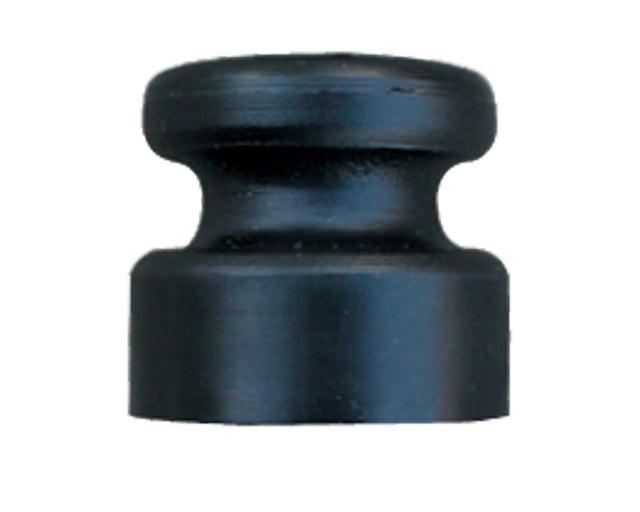 Izolátor hřebíkový pro elektrický ohradník, kruhový