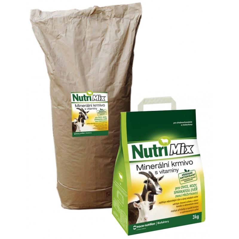 Nutri Mix OSZ pro ovce, kozy a spárkatou zvěř, 20 kg