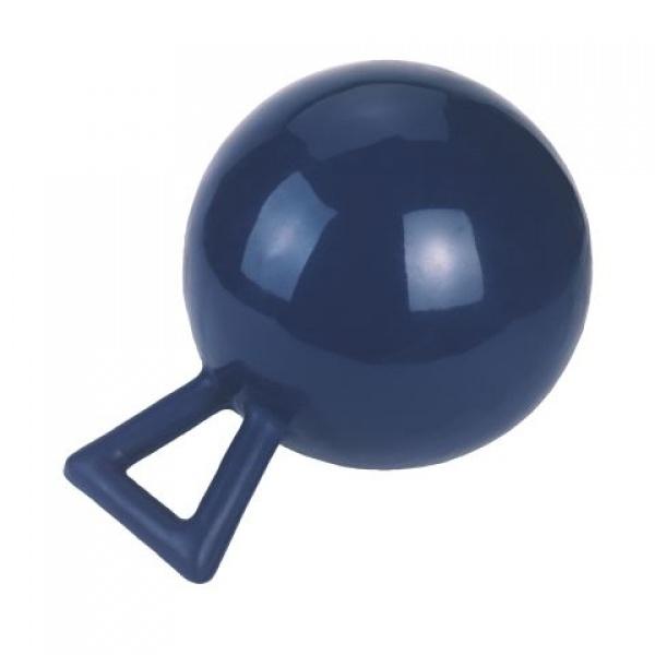 Hrací míč pro koně, modrý
