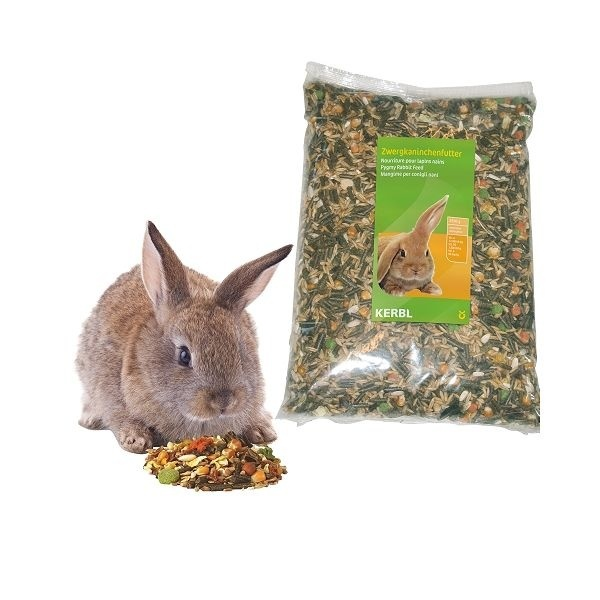 Krmivo pro králíky, směs, 2500g