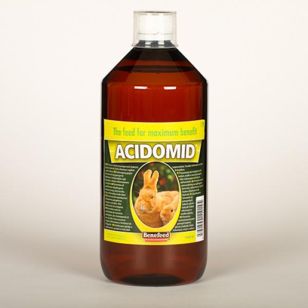 Acidomid pro králíky 1 l