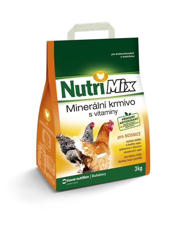 Nutri Mix pro nosnice, 3 kg