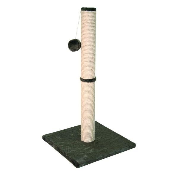 Odpočívadlo OPAL MAXI pro kočky šedé 39x39x78cm