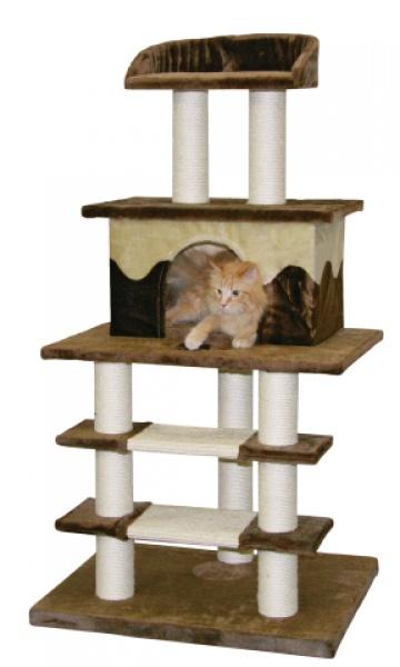 Škrabadlo pro kočky OLYMP - kočičí strom