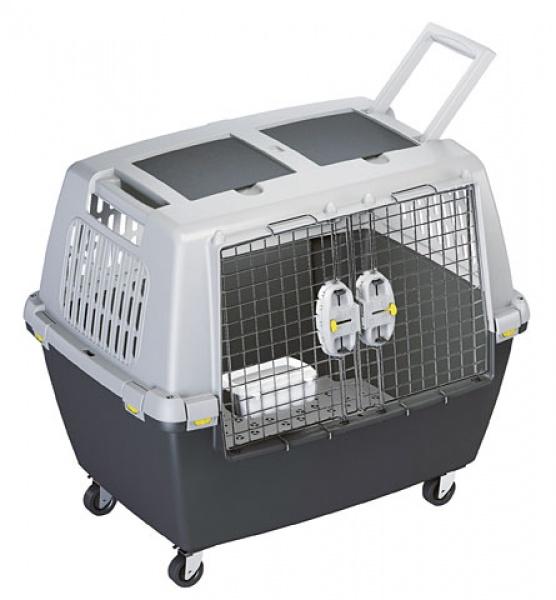 STEFAN PLAST Gulliver Touring přepravka pro psy a kočky dělitelná 80x58,5x62 cm
