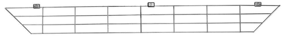 Zábrana proti úniku k výběhu pro hlodavce 220 x 103 x 103 cm