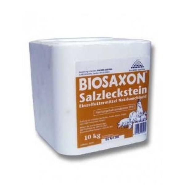 Liz solný Biosaxon pro koně, skot, zvěř, 10 kg