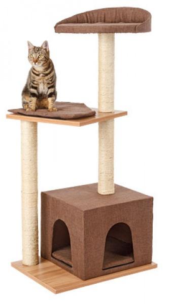 Škrabadlo pro kočky LIFESTYLE - kočičí strom
