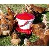 Napájecí kbelík pro drůbež plastový, 18 l