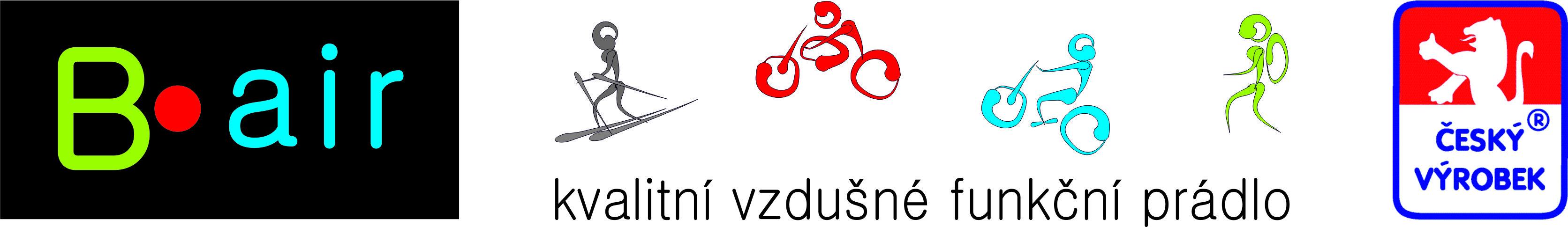 B•air - kvalitní české funkční prádlo