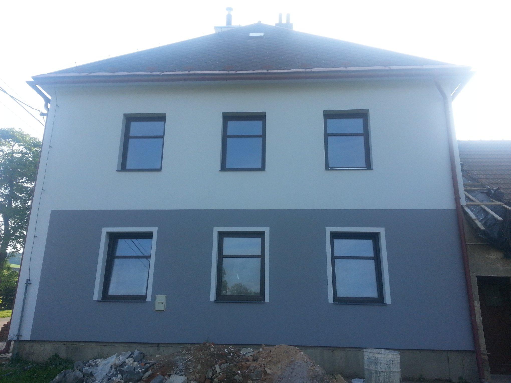 Rodiný dům Horní Heřmanice