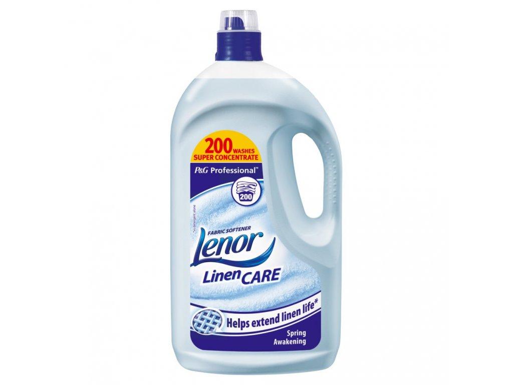 Lenor Professional Linen Care aviváž 200 praní 4 l
