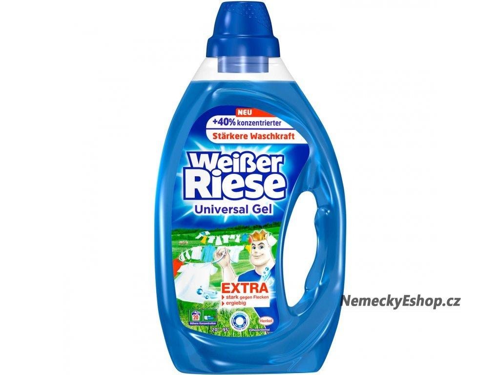 Weisser Riese Univerzální Kraft Gel, 100 dávek, 5 L