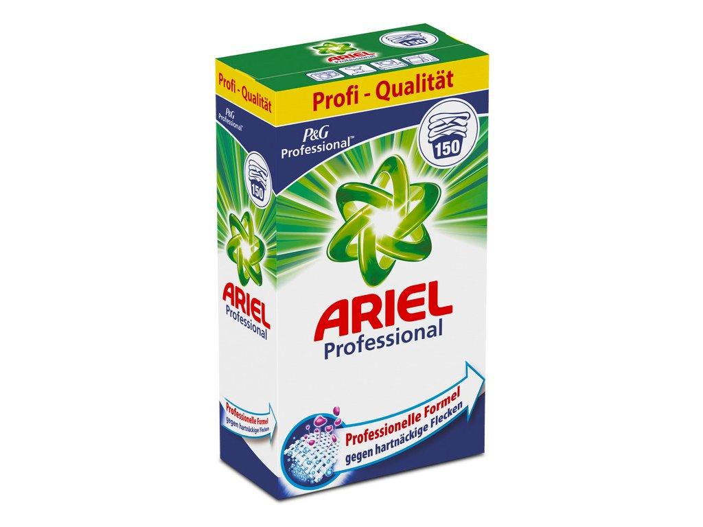 Ariel Professional prací prášek na bílé prádlo 9,75 kg 150 PD
