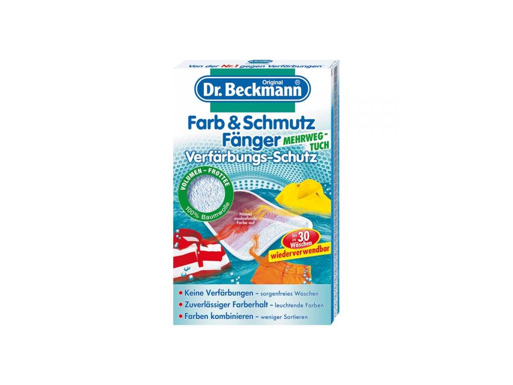 Dr.Beckmann Ubrousek proti zaprání opakovatelně použitelný 1ks