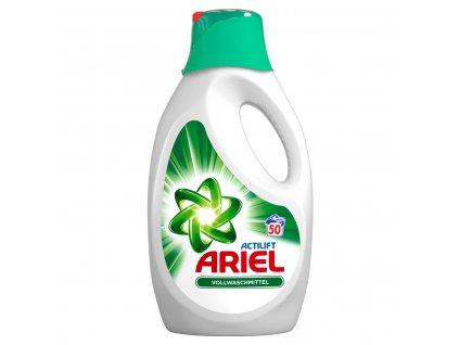 Ariel Actilift univerzální prací gel 50 vyprání, 3,250 l